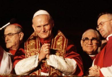Karol Wojtyła papieżem! 39. rocznica wyboru Papieża Polaka