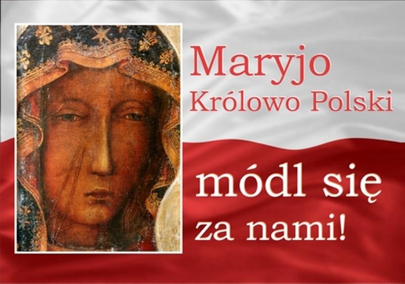 UROCZYSTOŚĆ NMP KRÓLOWEJ POLSKI – Parafia Rzymskokatolicka pw. św ...