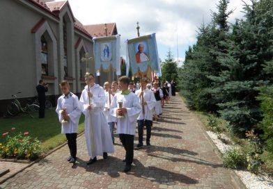 Msza św. odpustowa ku czci św. Maksymiliana