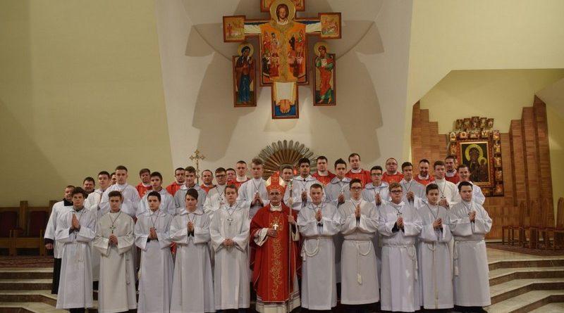 Nowi Ceremoniarze Archidiecezji Częstochowskiej