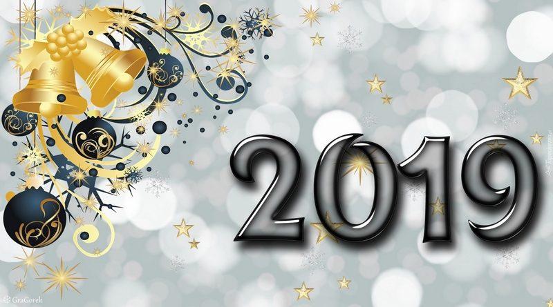 Błogosławionego Nowego Roku!