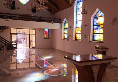Fotorelacja z remontu kościoła – kwiecień 2020